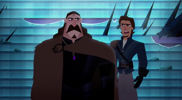King Edmund And Eugene Flynn Rider Disney Wiki Rider