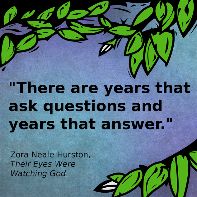 Their Eyes Were Watching God Quotes Fascinating Inspiring Quotes From Zora Neale Hurston's Their Eyes Were Watching