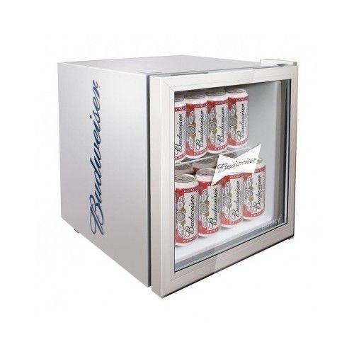 Budweiser Fridge Counter Top Drinks Cooler Chiller Refrigerator