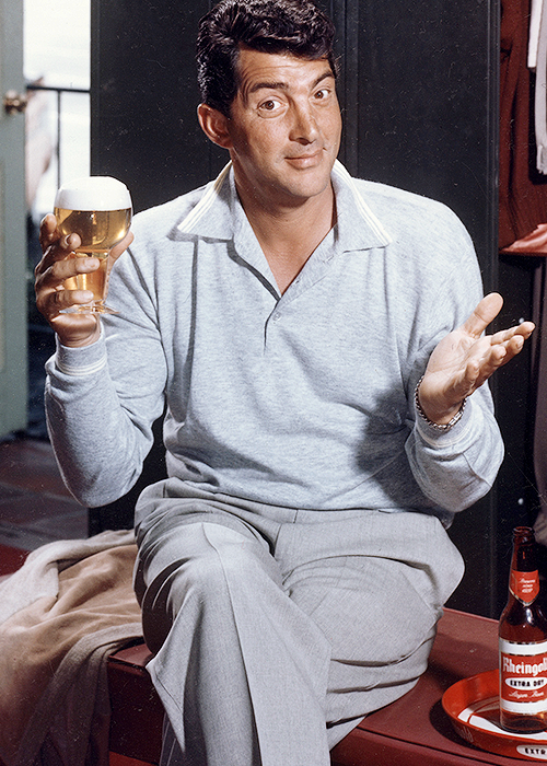 Dean Martin one of my favorites!