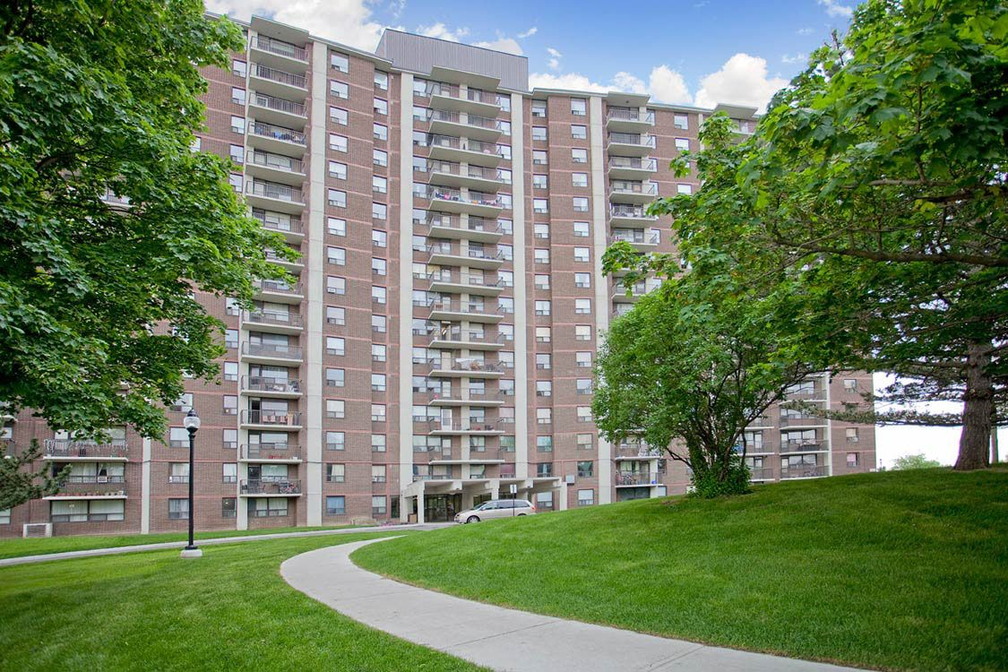 Pin by CAPREIT on Scarborough Golf Apartments - Apartment for Rent ...