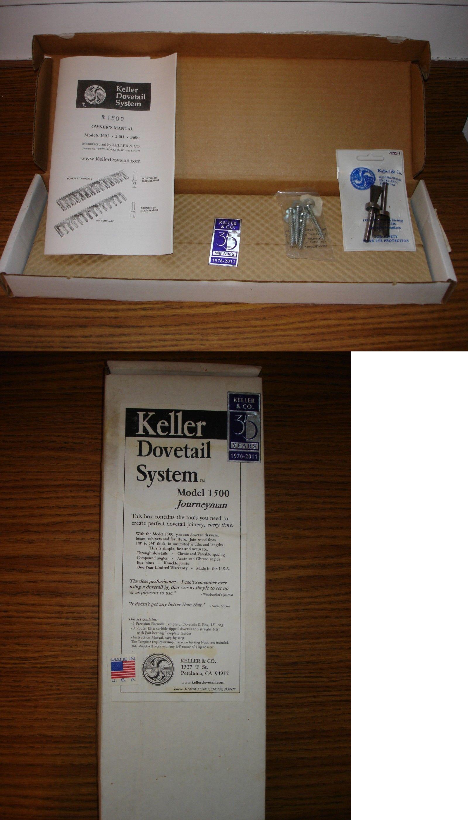 Keller dovetail Jig | Jigs and Templates 179686 | Pinterest ...