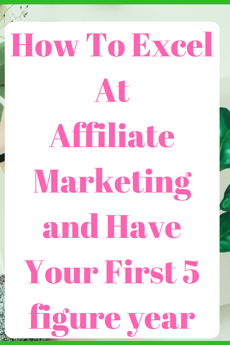 Affiliate Marketing is here to stay and if you wish to