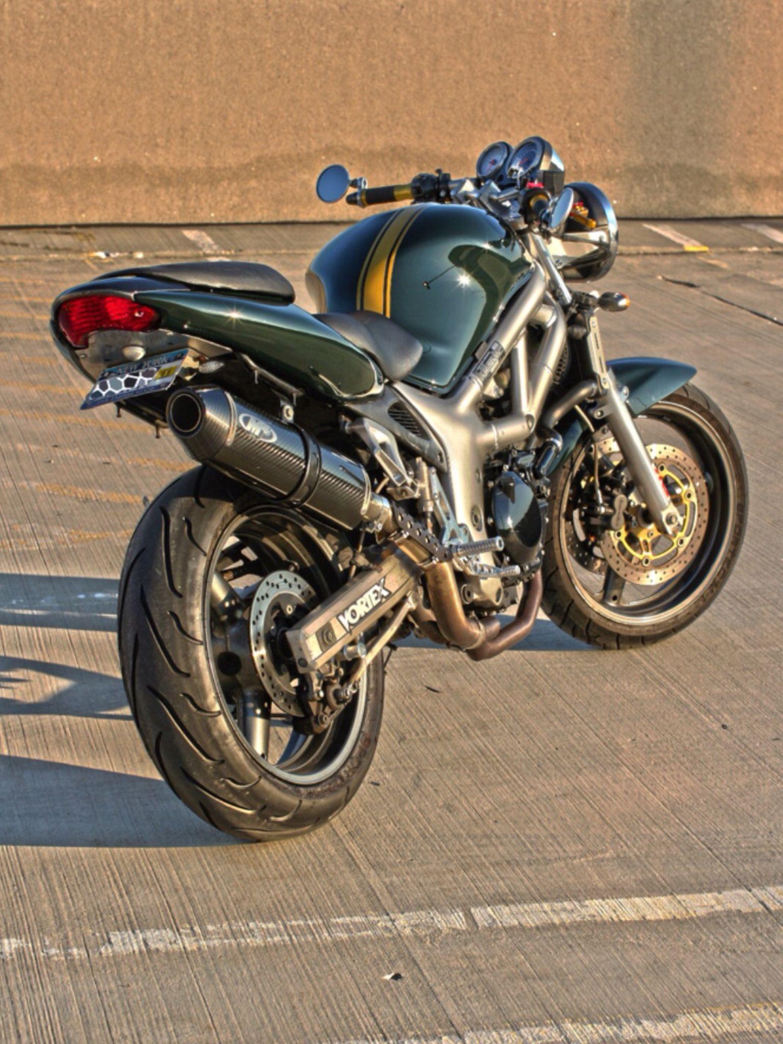 Suzuki sv 650 scrumbler   Retro bike, Motorbikes, Suzuki