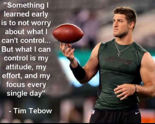 Famous Sports Quotes | Tim Tebow Famous Sports Quotes Famous Sports Quotes Famous