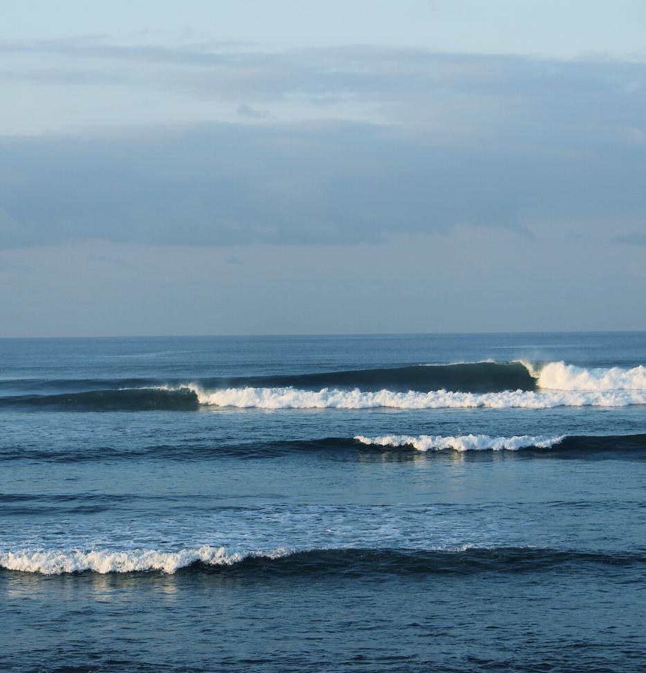 Echo Beach Badung Bali Best Surfing Spots Canggu Beach Surfing
