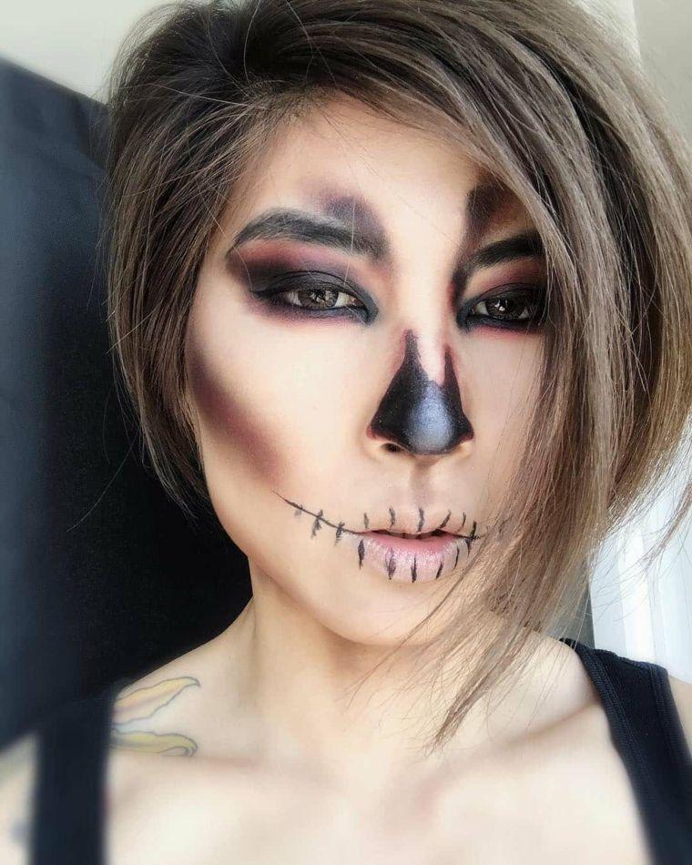 1001 + idee per Trucchi Halloween facili - tutorial e ...