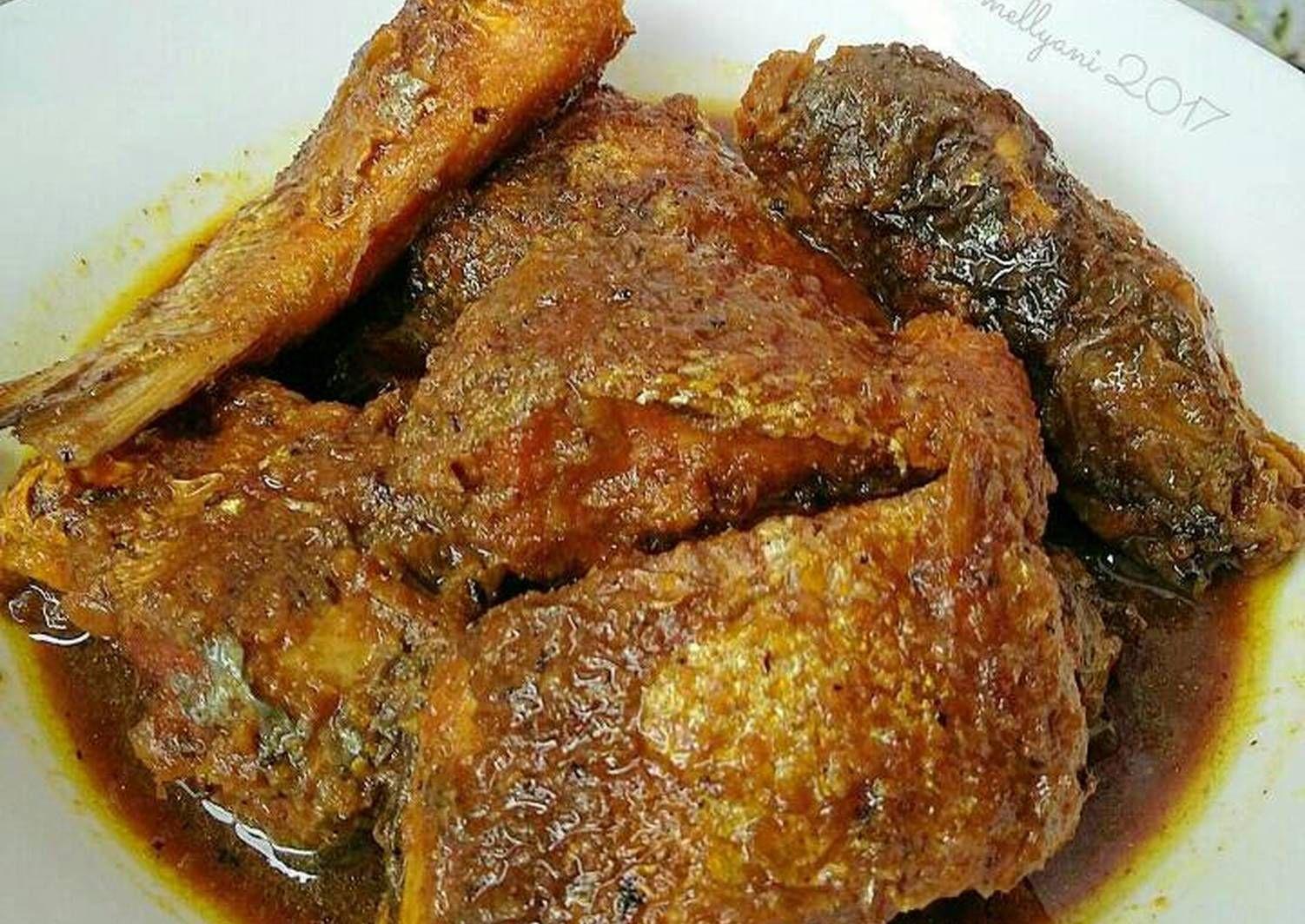 Resep Semur Ikan Bandeng Oleh Susan Mellyani Resep Resep Ikan Resep Makanan Resep Makanan Sehat