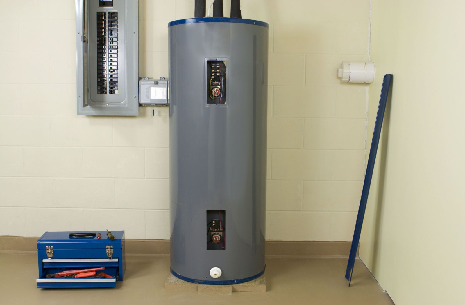 How To Install An Electric Water Heater Water Heater
