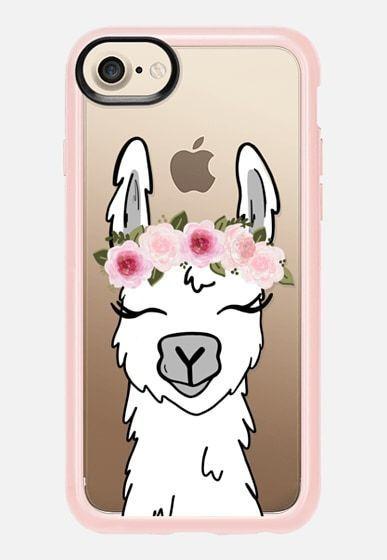 adfbed2cad1 Floral Crown Llama Phone Case #IphoneCaseCovers | Alpacas,llamas etc. | Fundas  para teléfono, Fundas para iphone y Fundas para iphone 6