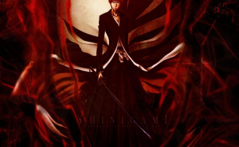 bleach wallpaper hd hollow mask 1366x768