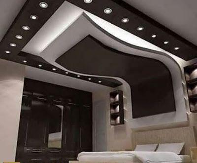 Platre1 Ms Timicha Des Faux Plafond Chambre A Coucher Chambre A