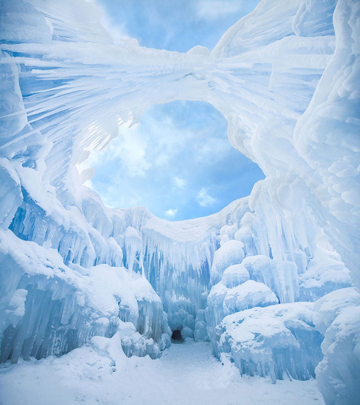 ice castle planned for