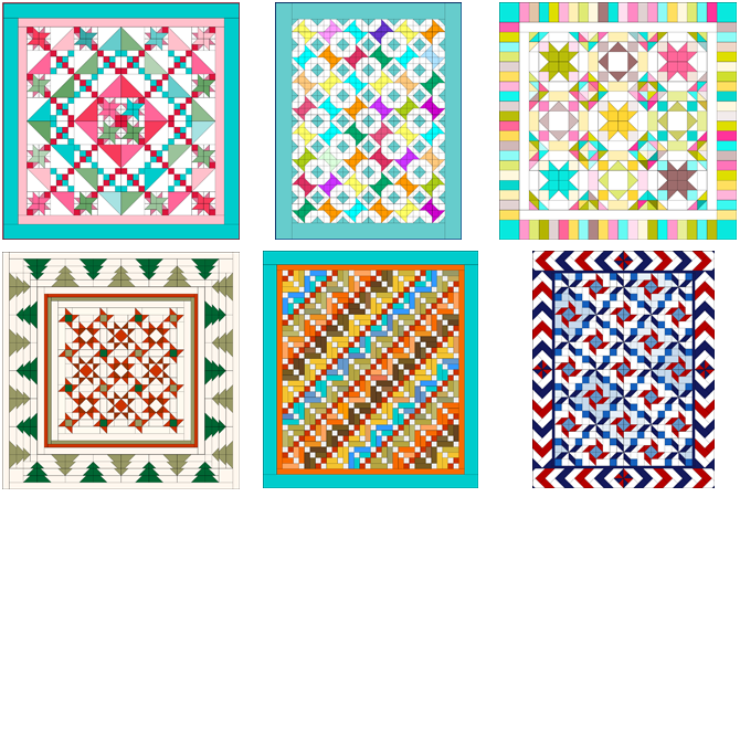 Kimberly Einmo's Jelly Roll Quilt Magic from The Electric Quilt ... : the electric quilt company - Adamdwight.com