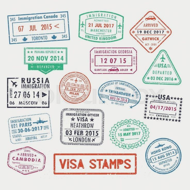 Pin by France on France Touris Passport stamps, Milan