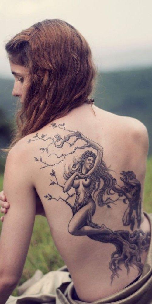 tatuajes joder chica caliente