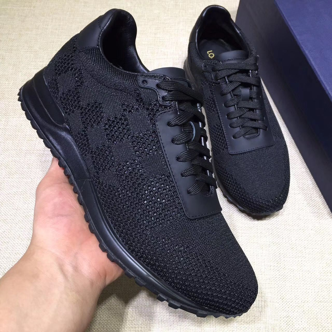 Louis Vuitton Lv Man Shoes Sport Tennis Sneakers Lv Men Shoes