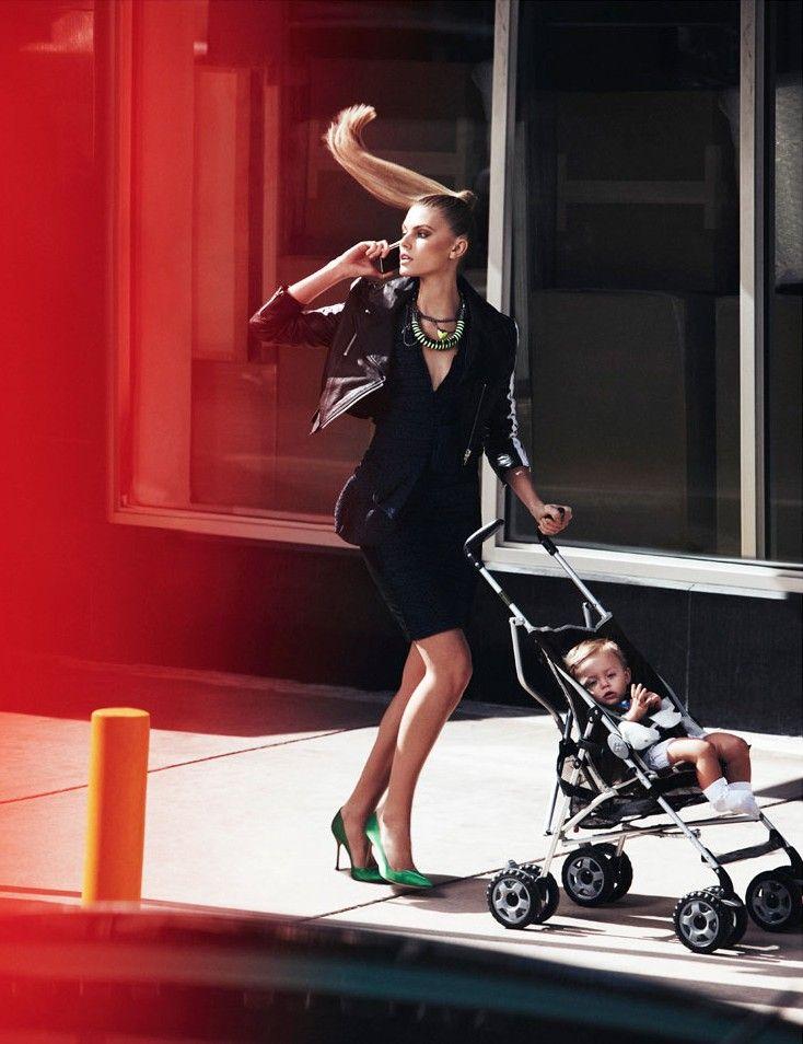 Fashiontography: Maryna Linchuk by Alexi Lubomirski