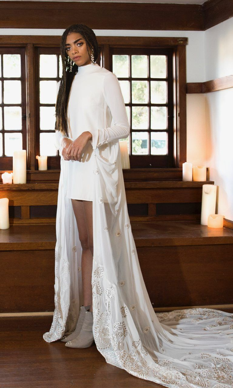 short wedding dresses for every style and budget short wedding