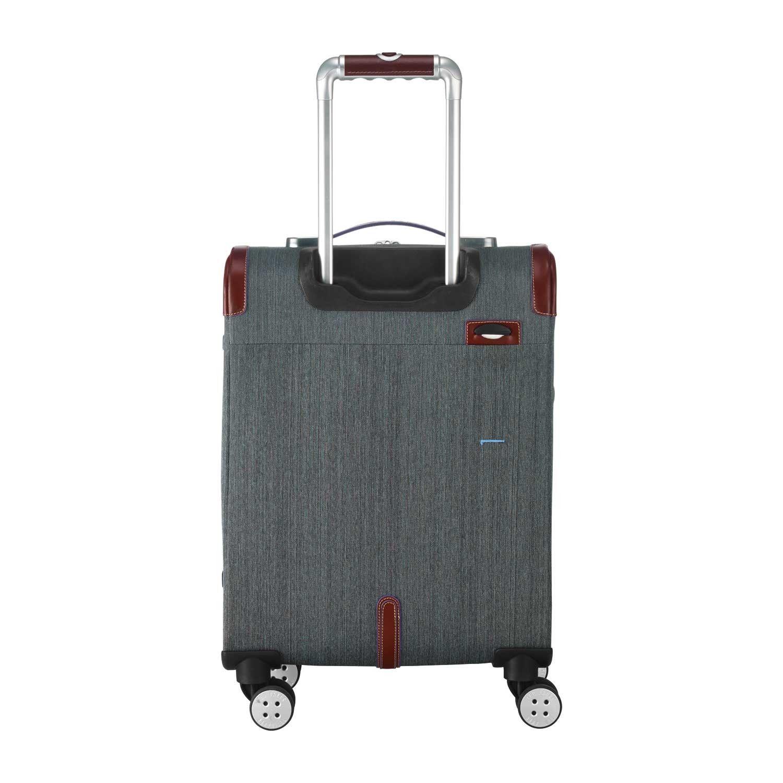 9cdabdedba5030 Luggage Ted Baker Falconwood TBM5003 4 Wheel Cabin Case Grey tan ...