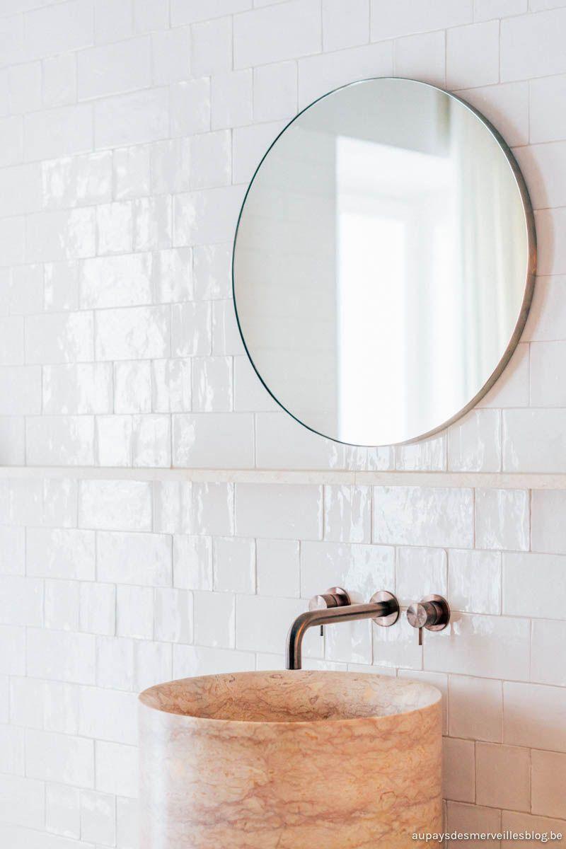 Explored Santa Clara 1728 In Lisbon Hannelore Veelaert For Au Pays Des Merveilles Marble Tile Bathroom Bathroom Wall Tile Tile Backsplash Bathroom