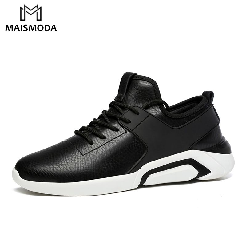 MAISMODA 2018 New Brand Casual Shoes Men Plus Size 39-48 Sneakers Luxury  Designer Shoes Lace Up Flats Male. Yesterday s price  US  21.66 (17.91 EUR). 52c593a3ee4b