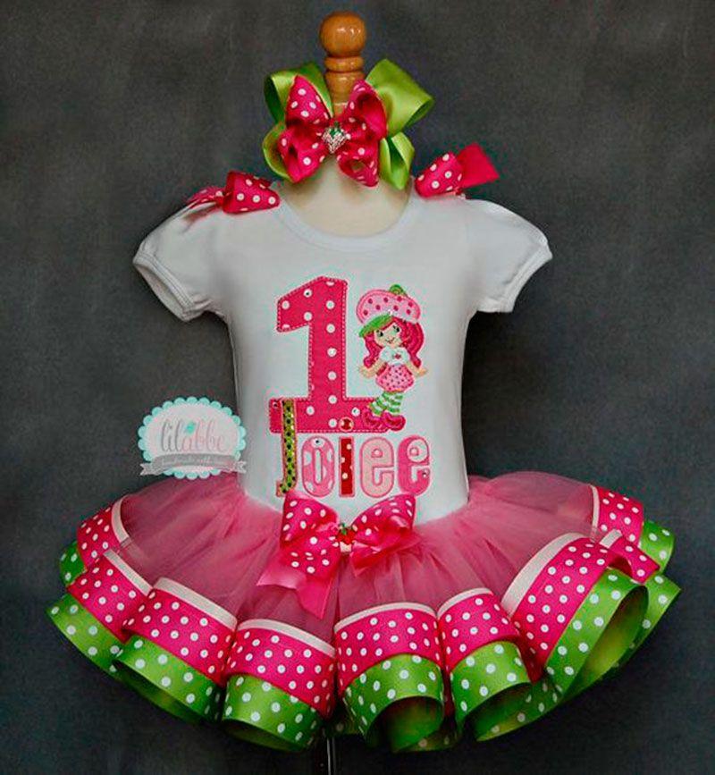Festa da Moranguinho - 50 ideias incríveis para meninas  5df0717e336