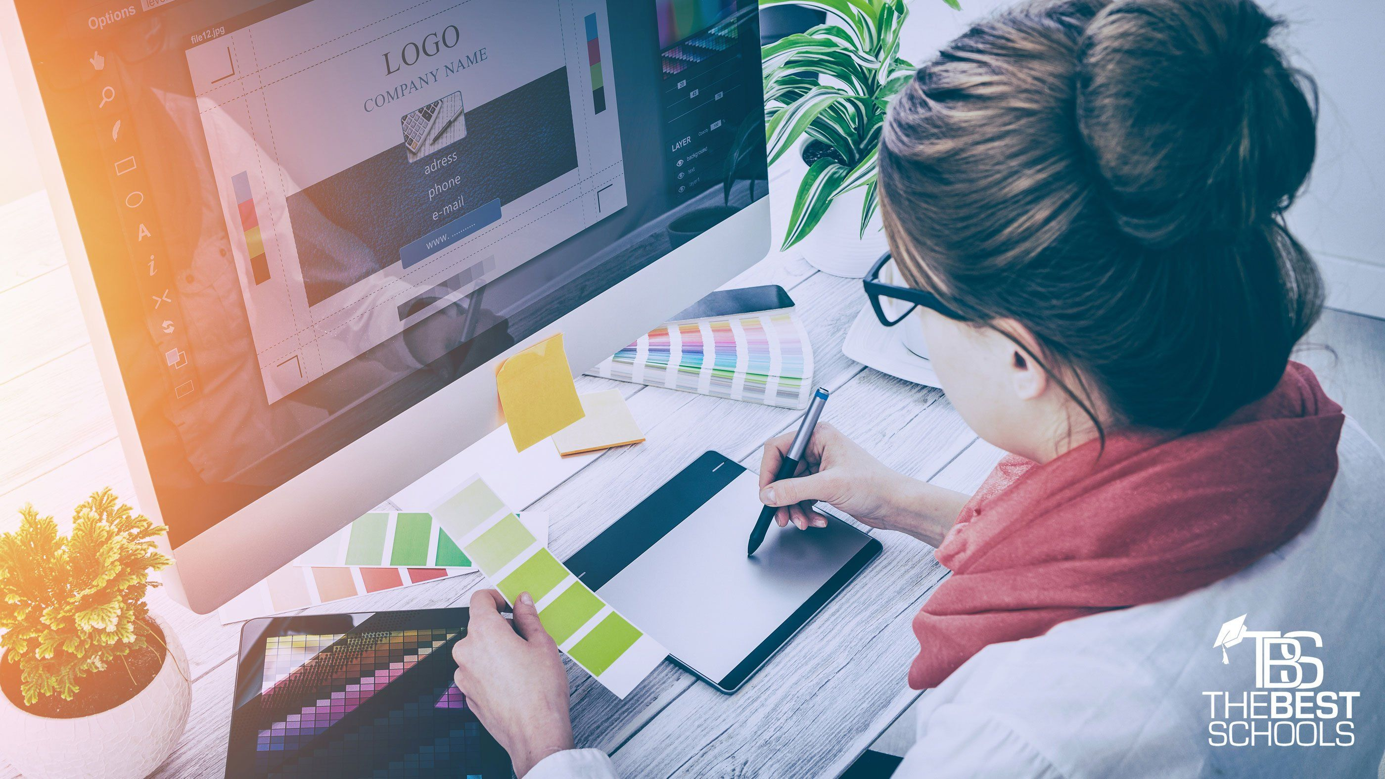 The 15 Best Online Bachelor's in Graphic Design Degree