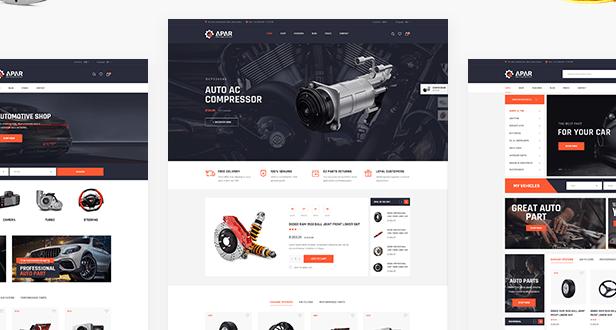 Apar Auto Parts Wordpress Shop Theme Download Woocommerce Themes Wordpress Shop Wordpress