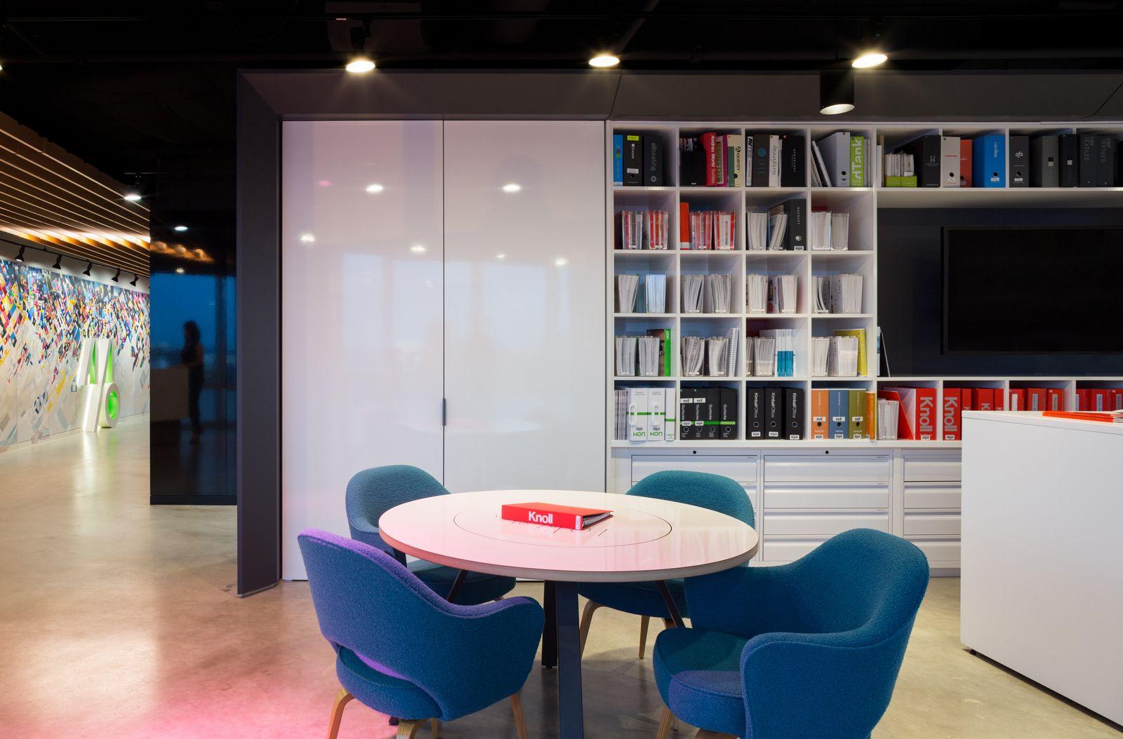 Moi Office By Gensler