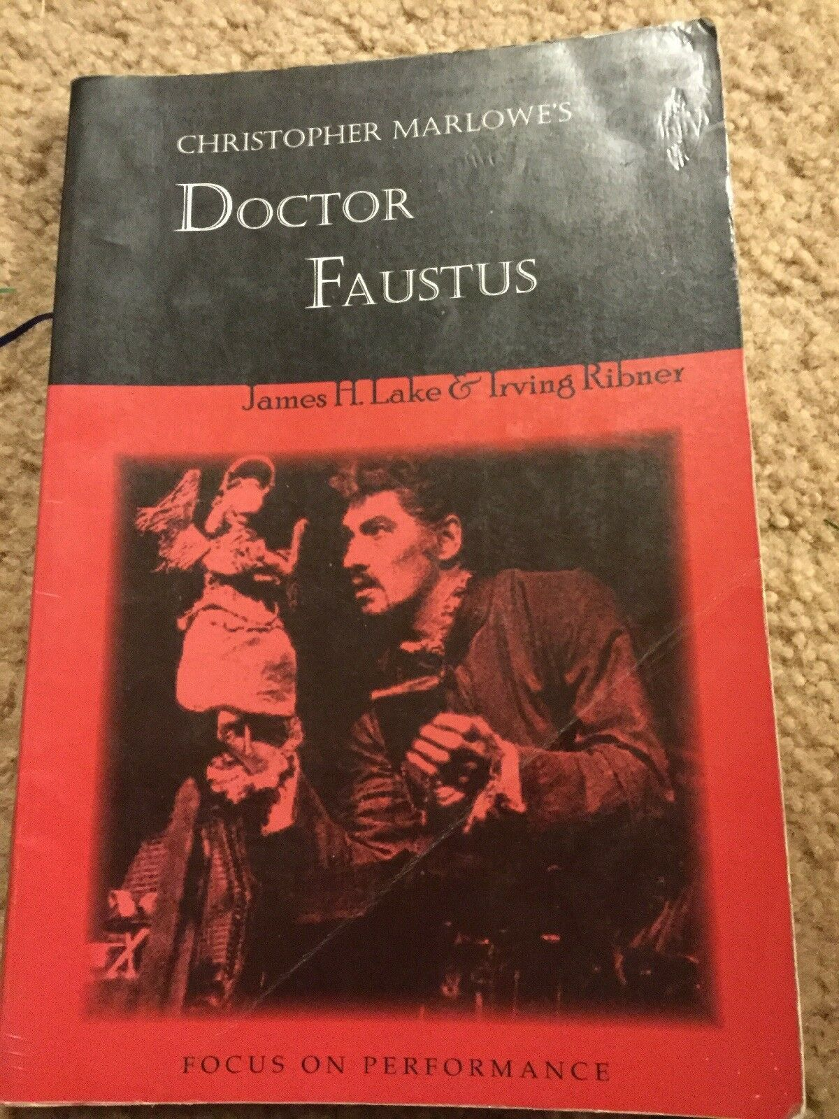 Doctor Faustus By Christopher Marlowe Paperback