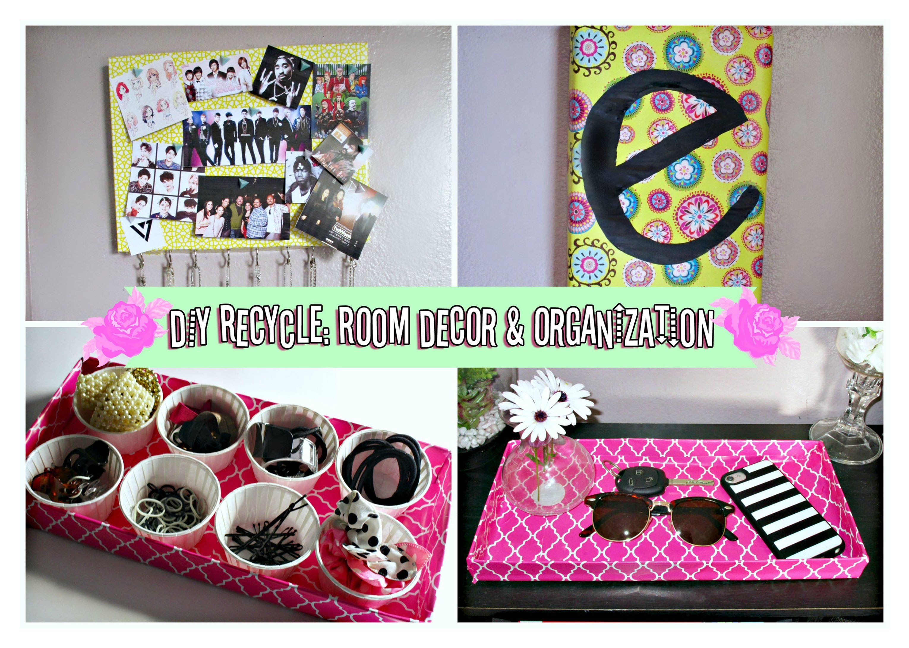 Shoe Box Decoration Ideas Diy Room Decor & Organization Ideas For Spring Recycling Shoe