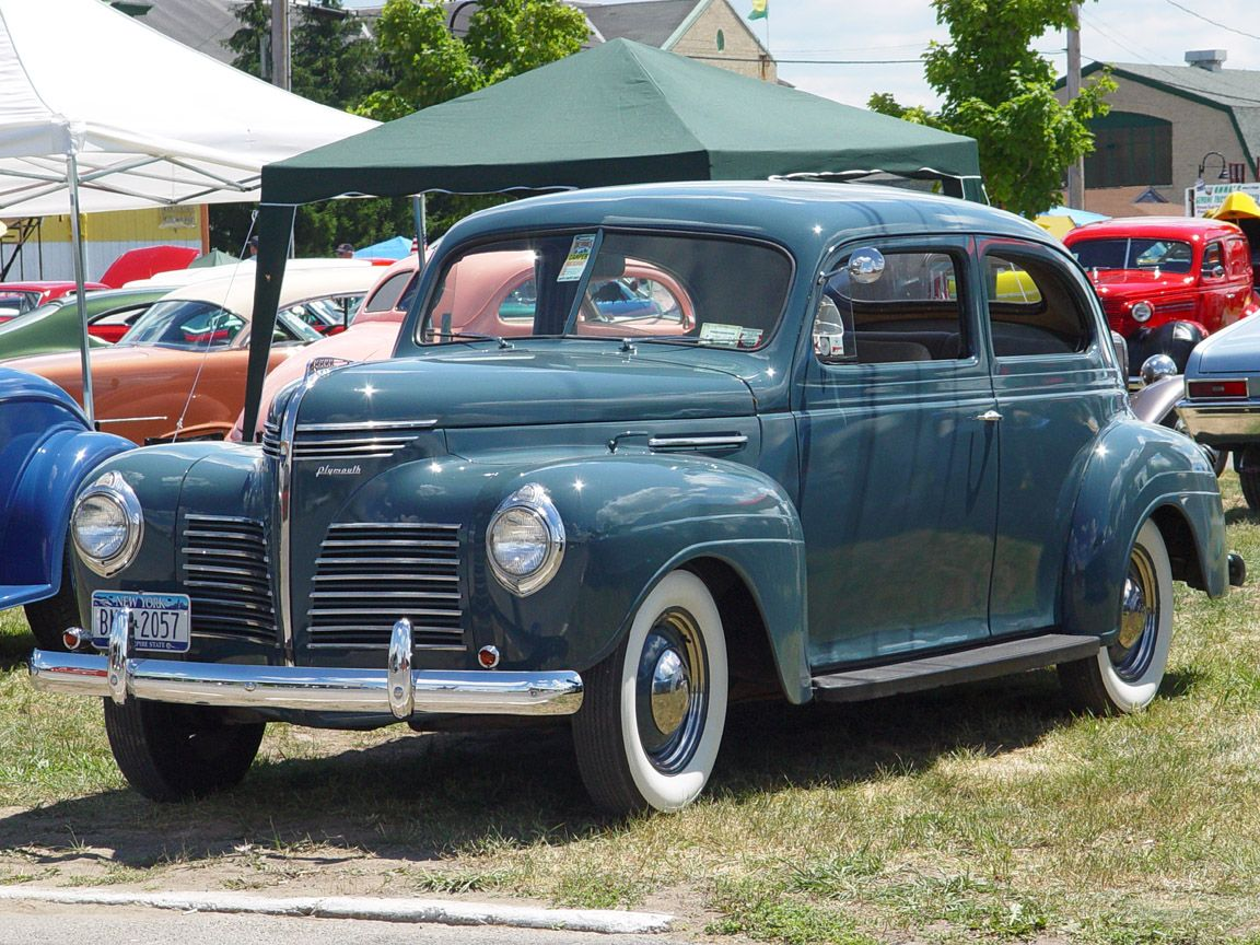 Plymouth Sedan Antique And Classic Mopars Pinterest