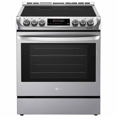 Buy LG 6.3 cu. ft. Electric Slidein Range LSE4611ST at