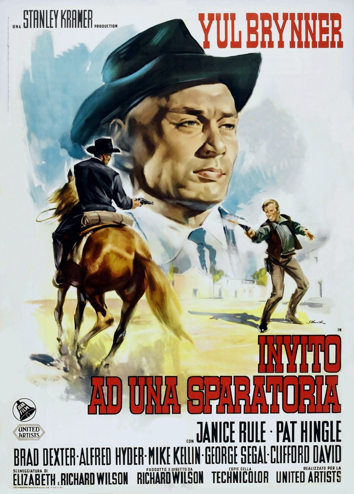 Invitation to a gunfighter 1964 stars yul brynner janice rule invitation to a gunfighter 1964 stars yul brynner janice rule george segal alfred ryder clifford david mike kellin brad dexter pat hingle stopboris Gallery