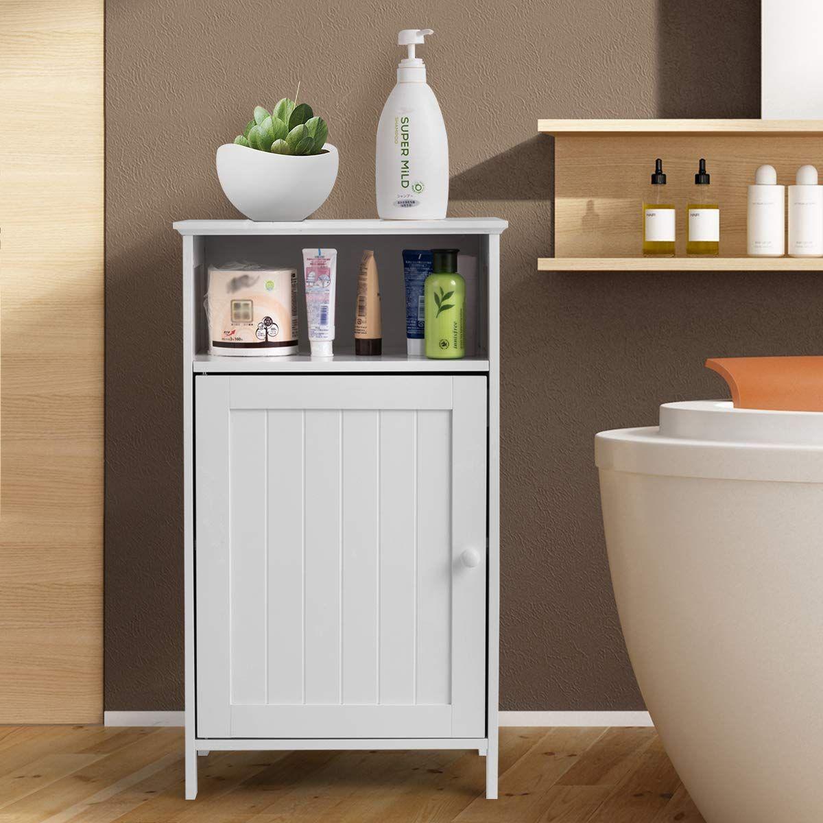 26+ Super deal modern bathroom floor storage cabinet model