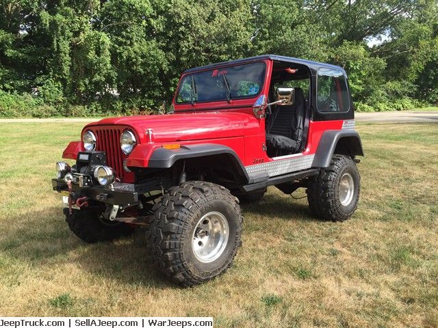 Jeeps For Sale And Jeep Parts For Sale Wts 1978 Jeep Cj 7 Highly