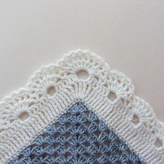 Kare Bebek Battaniyesi Yapılışı   crochet for babies and kids ...