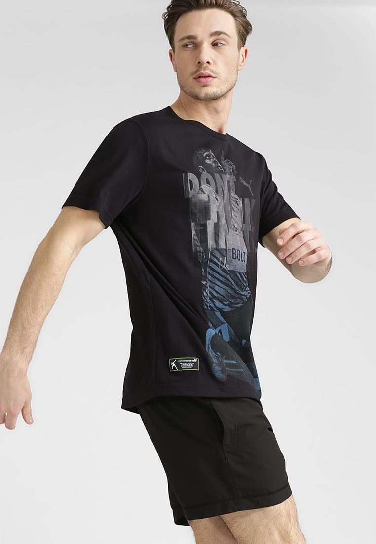 6859d726e93c Für echte Fans des Leichtathleten. Puma Funktionsshirt - black für ...