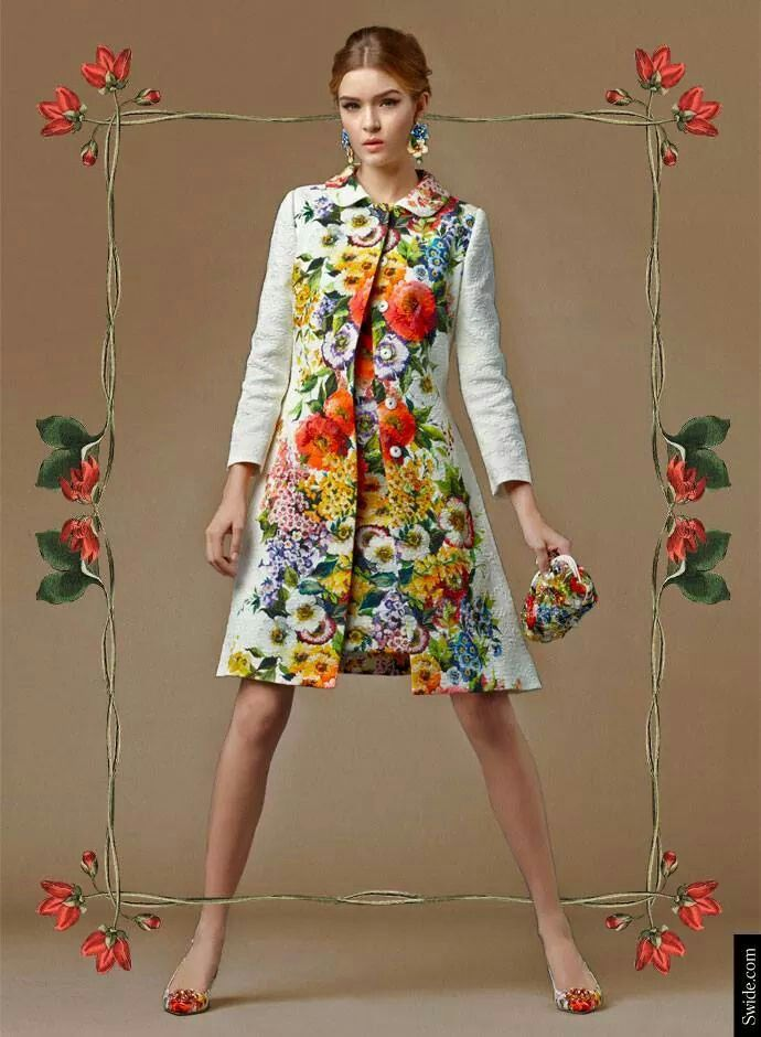 f9ba9b83de005e Dolce Gabbana   Style Inspiration   Haute couture, Mode, Couture