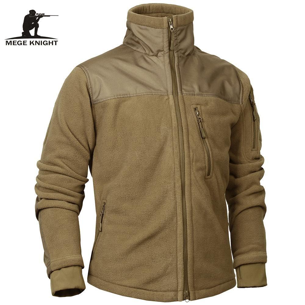 Mege Brand Tactical Clothing Military Fleece Autumn Winter Men S Jacket Army Polar Warm Male Coat Tactical Clothing Tactical Clothing Military Tactical Jacket [ 1000 x 1000 Pixel ]