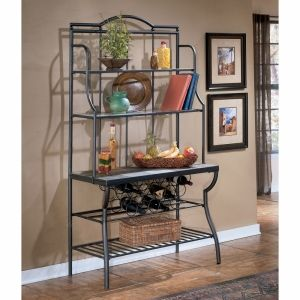 Ashley Furniture Antigo Bakers Rack