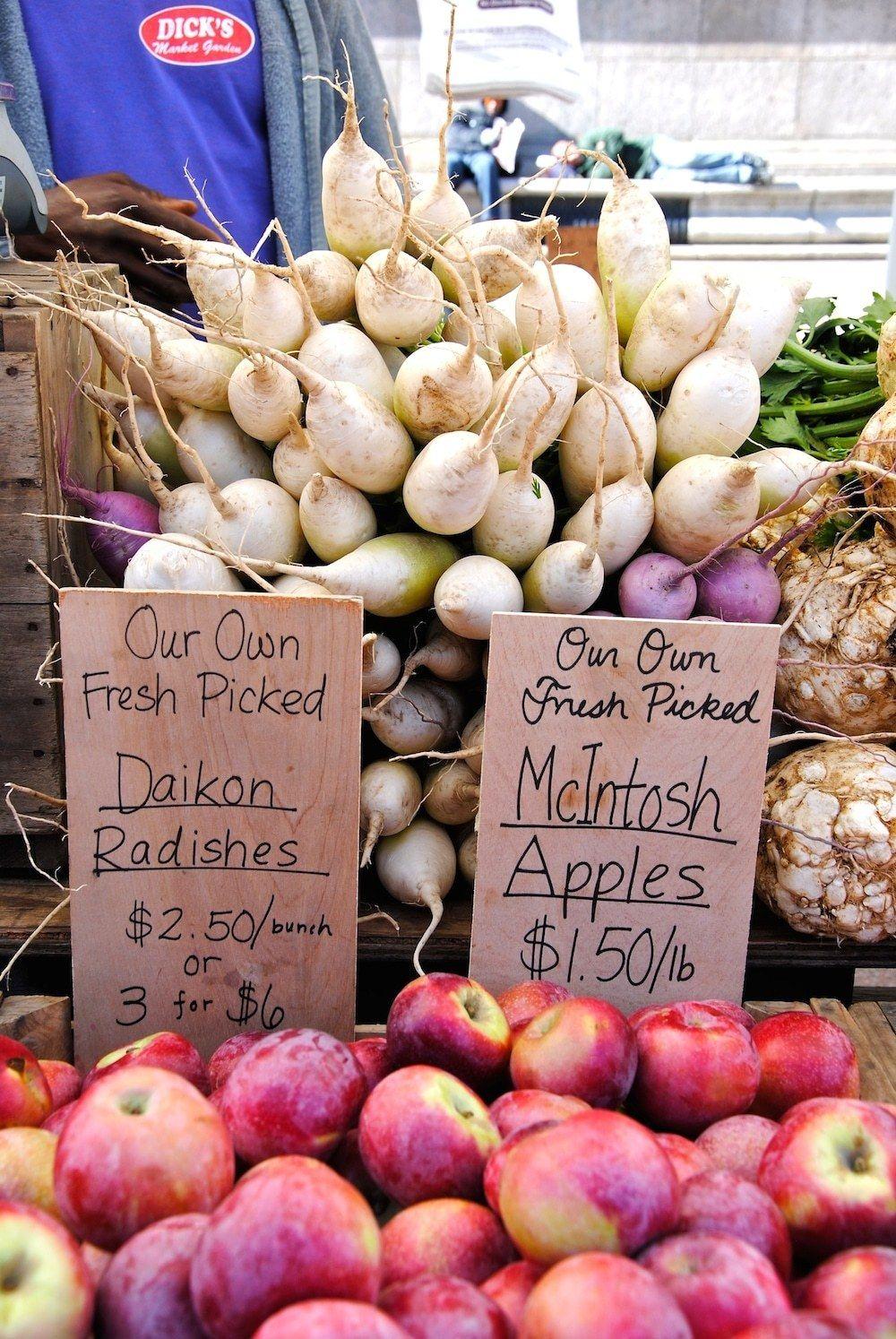 Copley Square Farmers Market, Boston, MA Farmers market