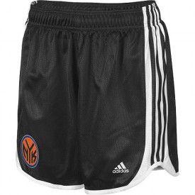 adidas New York Knicks Womens Datto Shorts  f4b039bd40