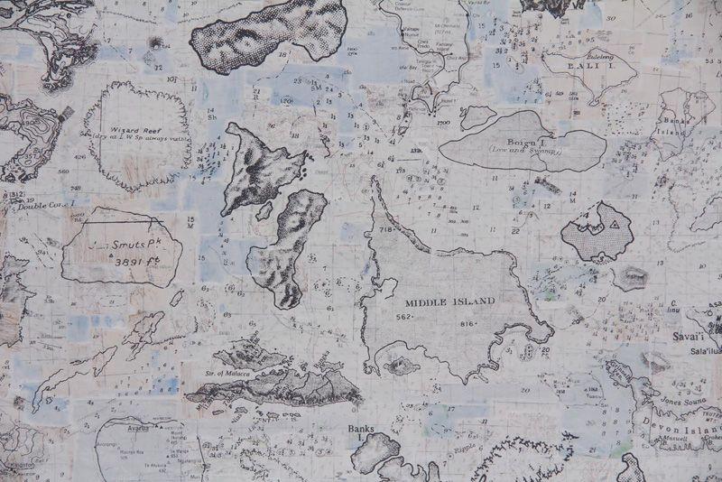 Susanna Castleden, Remaking the Map of the World Dubai