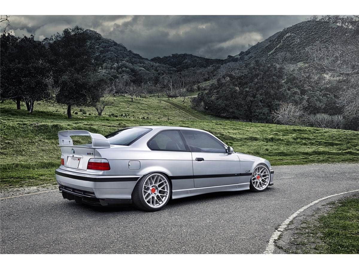 Fs Ca E36 M3 With S54 Swap Bmw