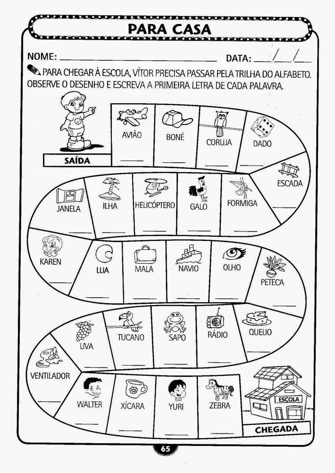 155 Atividades Para Educacao Infantil Com Imagens Atividades