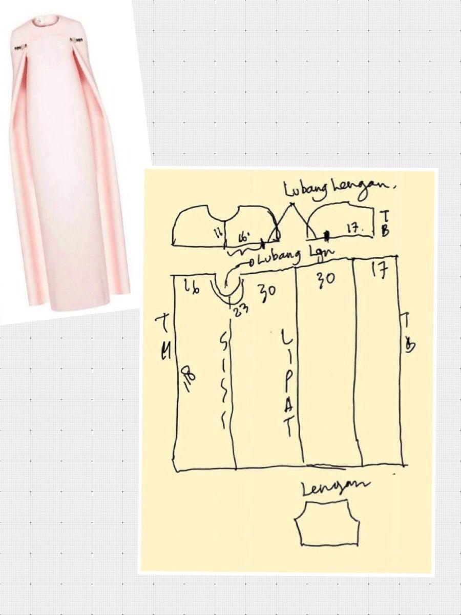 Cape dress | Agus | Pinterest | Patrones, Molde y Patrones de vestidos