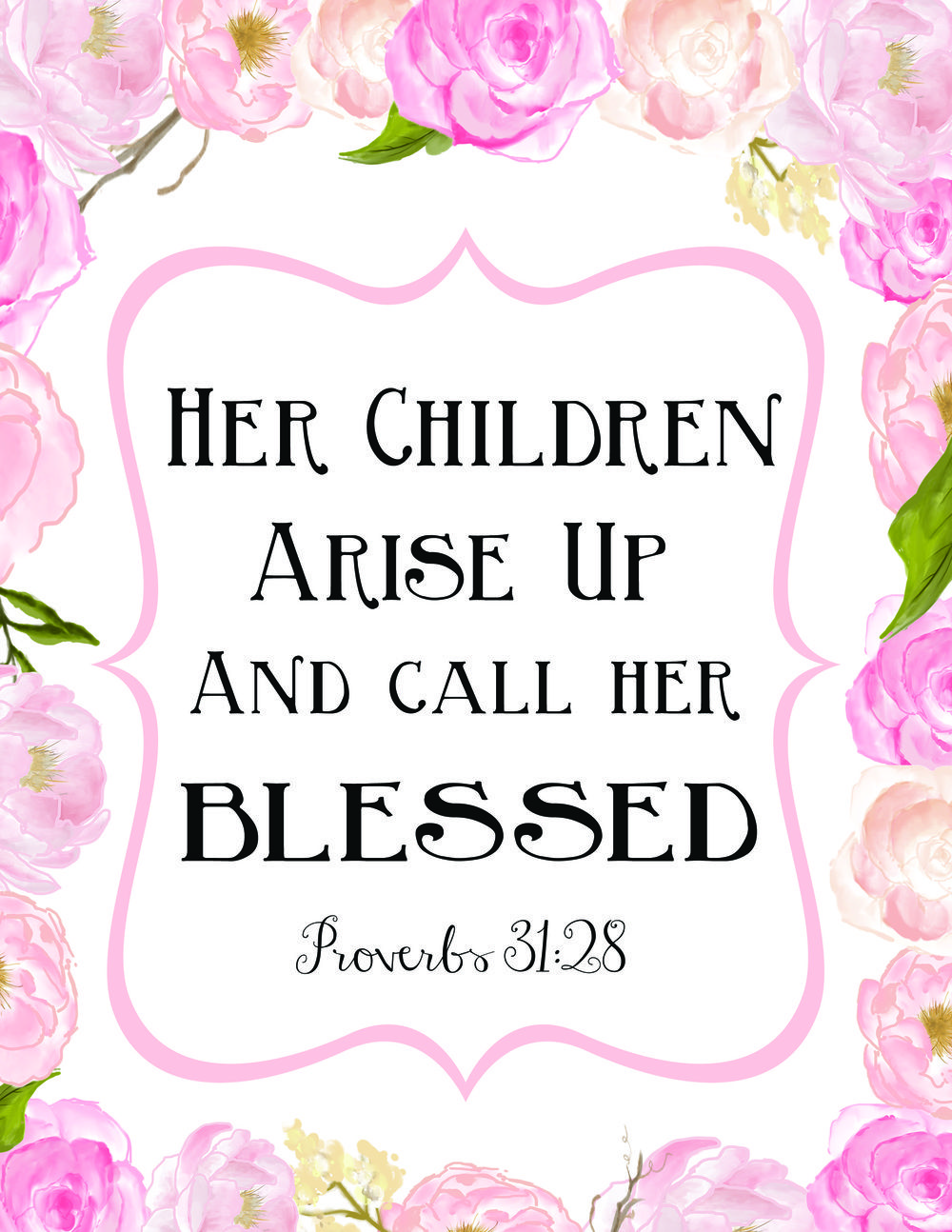 a mother 39 s love printables mothers day scripture mother 39 s day printables mothers day verses. Black Bedroom Furniture Sets. Home Design Ideas