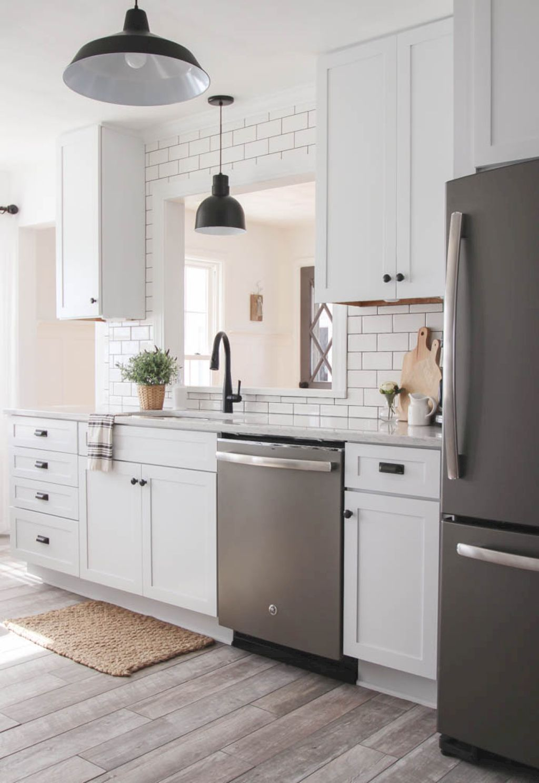 48 Best White Kitchen Cabinet Ideas | Condo Inspiration | Pinterest Ideas Condo White Kitchen on small condo kitchen ideas, beach condo kitchen ideas, tiny condo kitchen ideas,